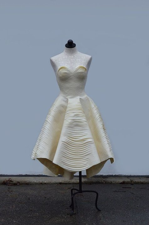 masking tape dress Best of Office Weekend Roundup 117