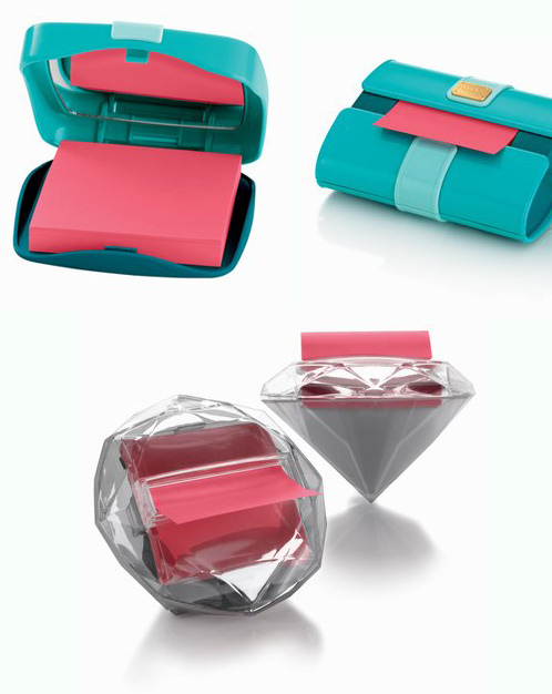 new post it dispensers New Post it Note Dispensers