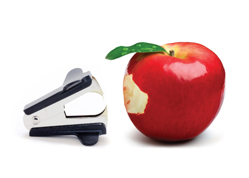 brian hoffman staple remover apple Office Supplies + Random Objects