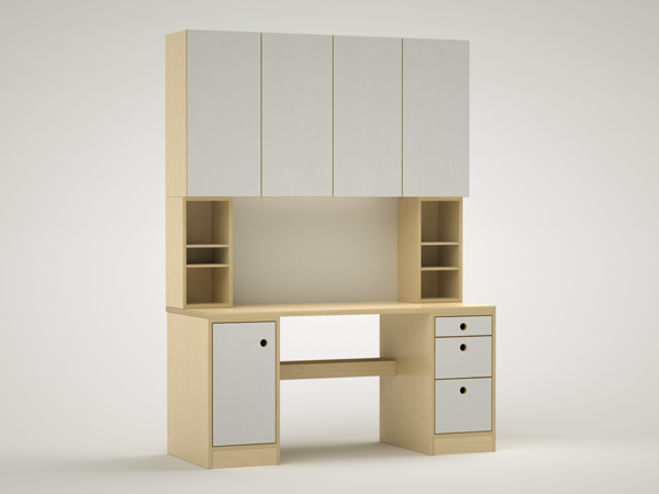 deskwithcabinetwhite