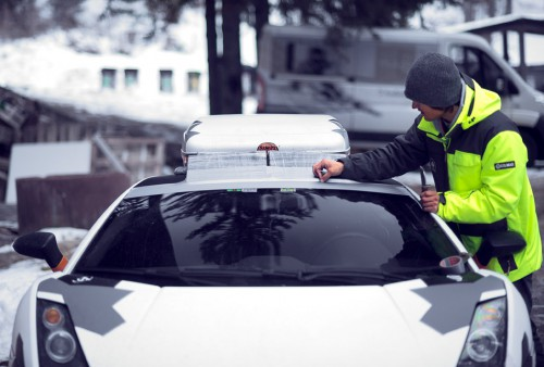 jon olsson lamborghini gallardo skibox modification DSC0495 Redigera 500x338 Increasing Speed with a Binder on Your Roof