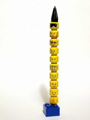 lego head pen 375x500 Best of Office Weekend Roundup 120