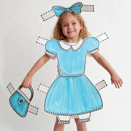 paper doll costume Best of Office Weekend Roundup 118