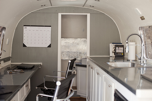 Working In An Airstream Trailer Shoplet Blog