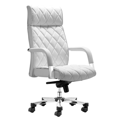 white-office-chair