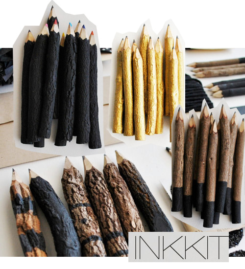 inkkit twig pencils Little Twig Pencils