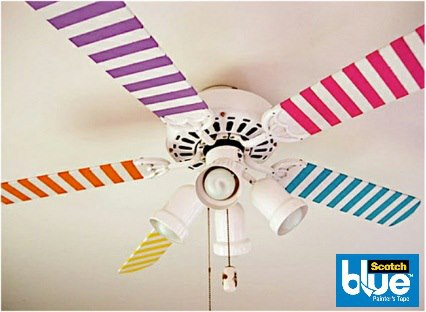 painters tape fan Best of Office Weekend Roundup 125