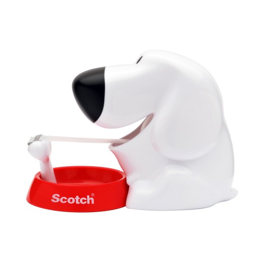 scotch dog tape dispenser 500x500 Best of Office Weekend Roundup 122