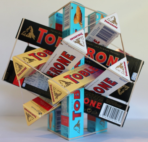 toblerone rubber bands Best of Office Weekend Roundup 122