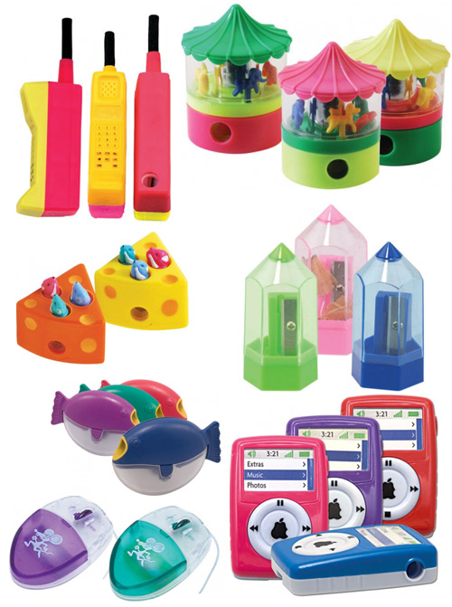 fun pencil sharpeners Fun Pencil Sharpeners!
