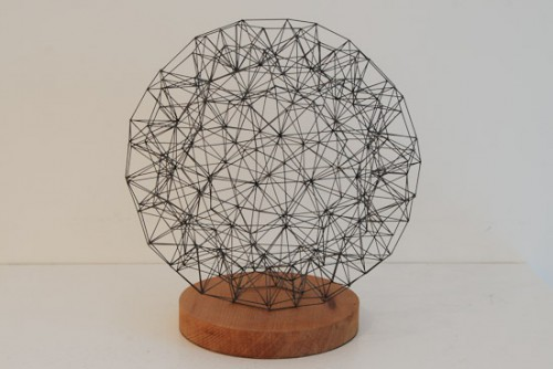 peter trevelyan 1 500x334 Sculptures Made with Pencil Lead
