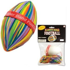 rubber band football Best of Office Weekend Roundup 127