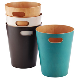 woodrow umbra wastebaskets Best of Office Weekend Roundup 127