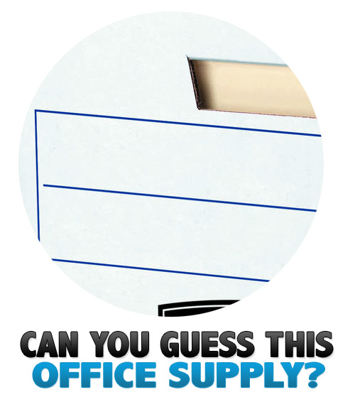 can you guess 11 Can You Guess This Office Supply? V.11