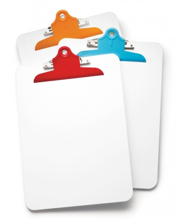 colorful-clipboards
