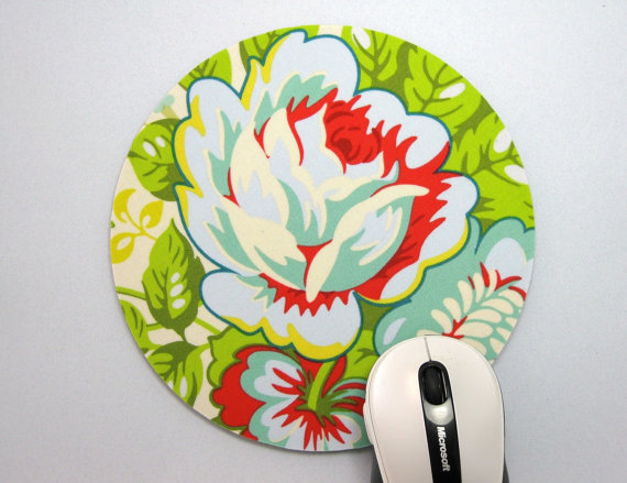 flower-mousepad
