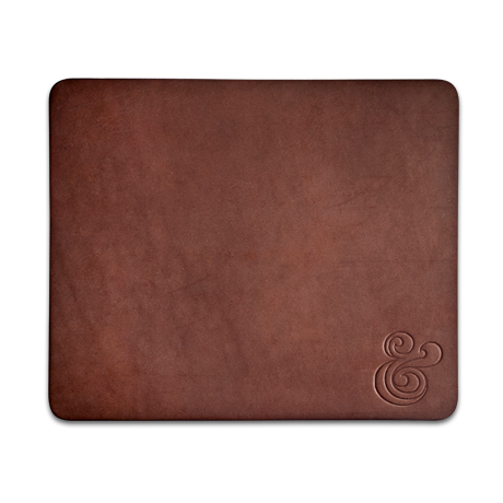 leather-mousepad