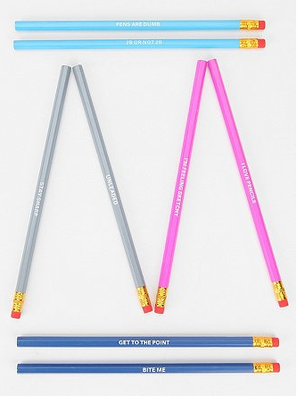 urban outfitter pencils Best of Office Weekend Roundup 132