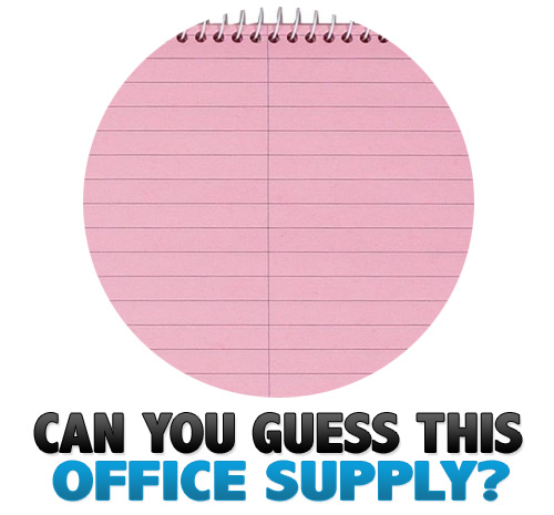 can you guess 12 Can You Guess This Office Supply? V.12