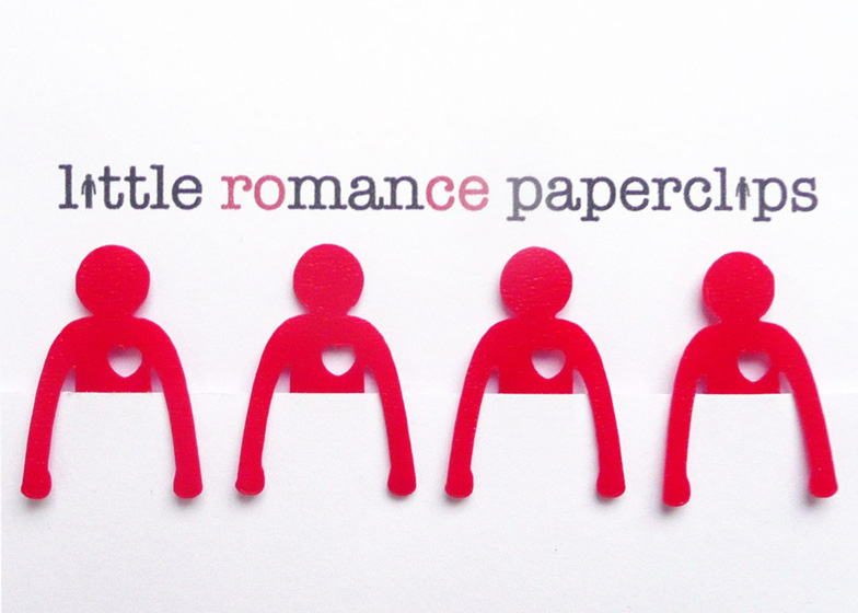 dezeen Little romance paperclips 6ss Best of Office Weekend Roundup 136