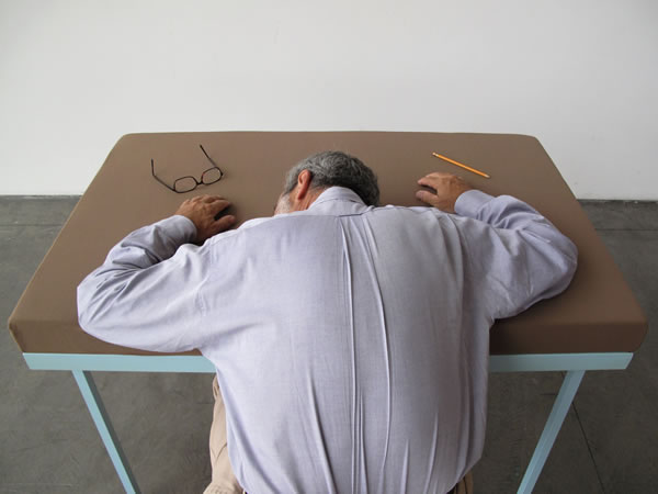 napping desk Best of Office Weekend Roundup 135