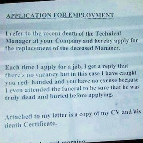 The Definition of Crappy Cover Letter Best of Office Weekend Roundup 141