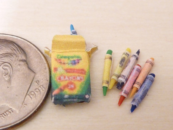 mini crayons Best of Office Weekend Roundup 141