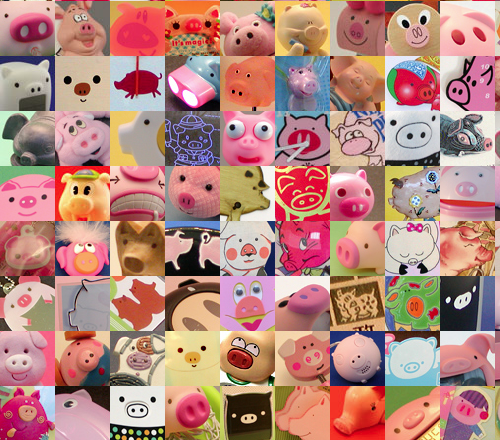 my piggy collection stationery My Piggy Stationery