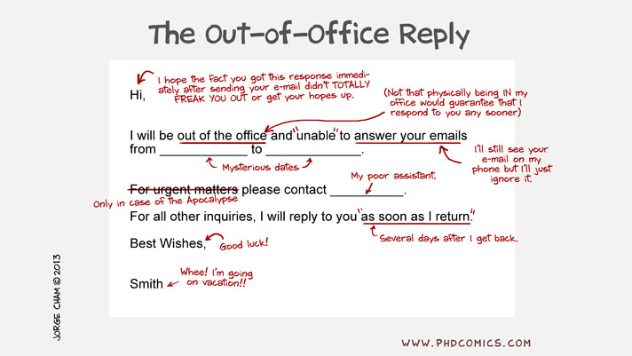 out of work email joke Best of Office Weekend Roundup 139