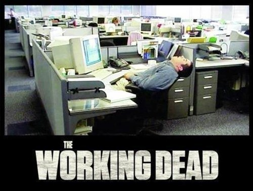 the working dead Best of Office Weekend Roundup 140