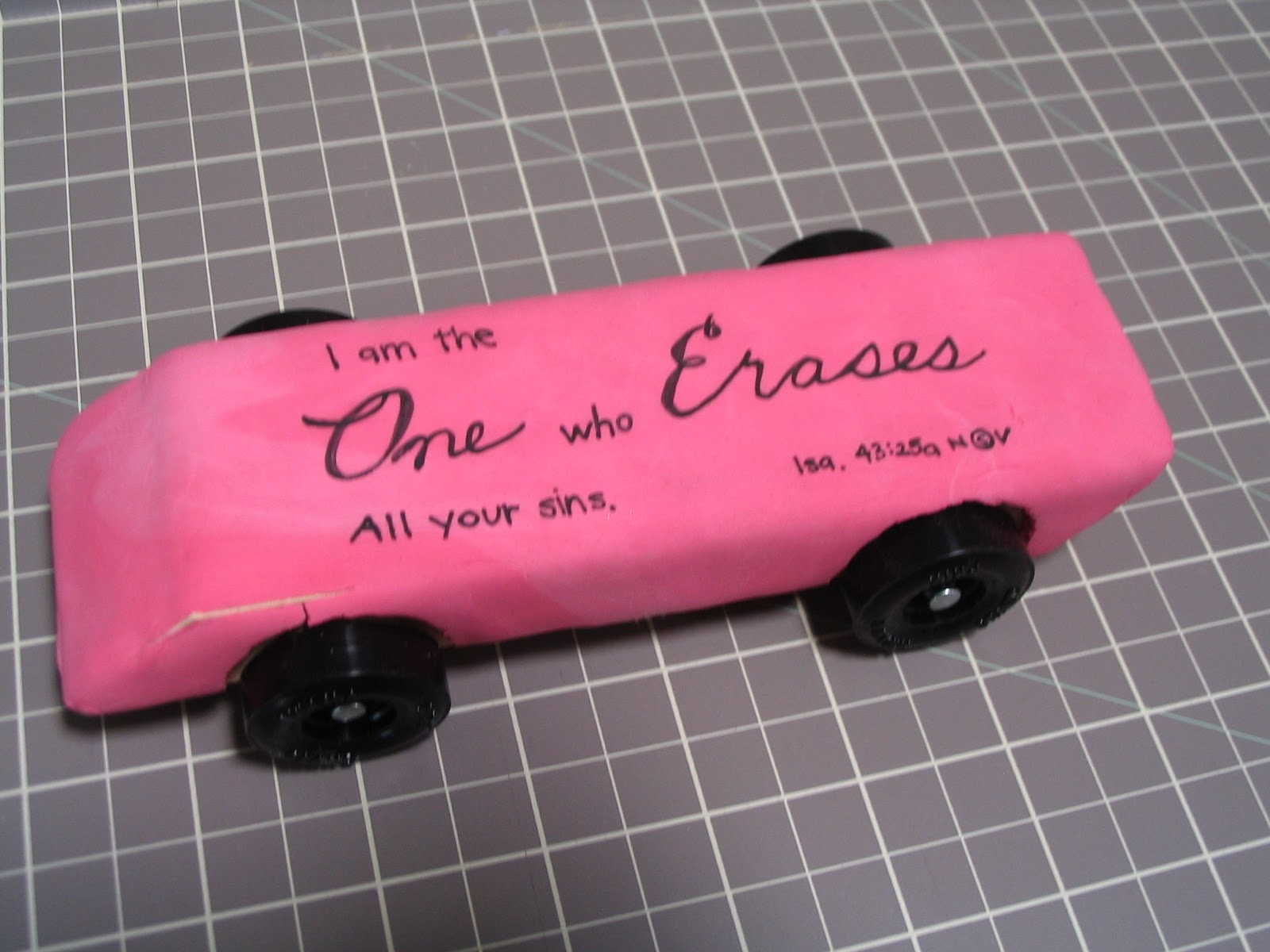 eraser car Best of Office Weekend Roundup 146