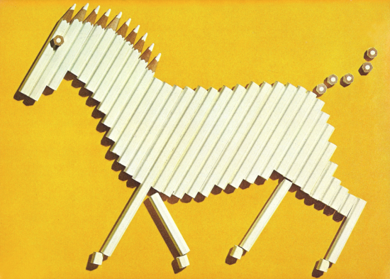 pencil horse Best of Office Weekend Roundup 144