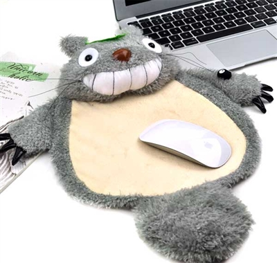 squirrel fuzzy mousepad Best of Office Weekend Roundup 146