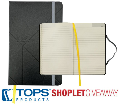 tops idea notebook giveway 12 TOPS Idea Journals to Win!