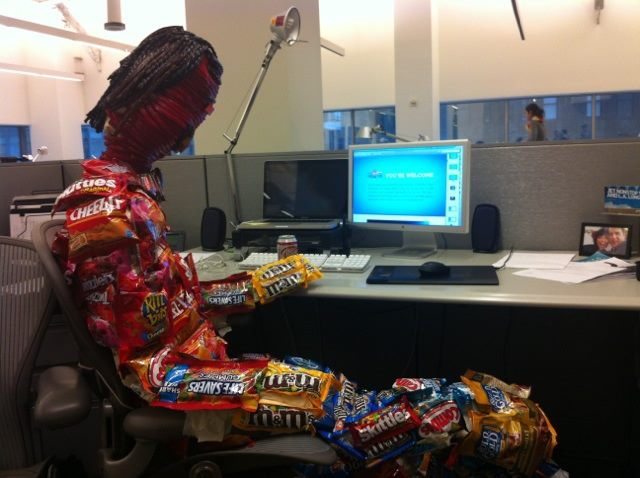 desk candy man Best of Office Weekend Roundup 153