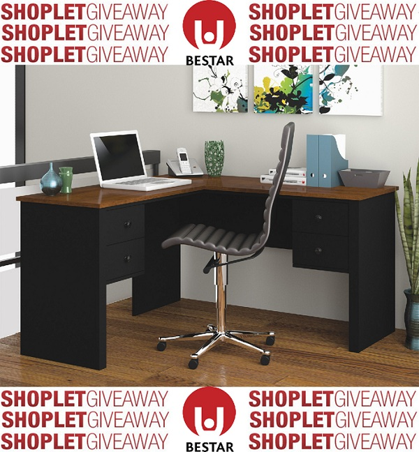 shoplet giveaway bestar4 Win a Somerville Desk