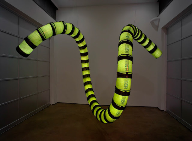 winding light installation Best of Office Weekend Roundup 153