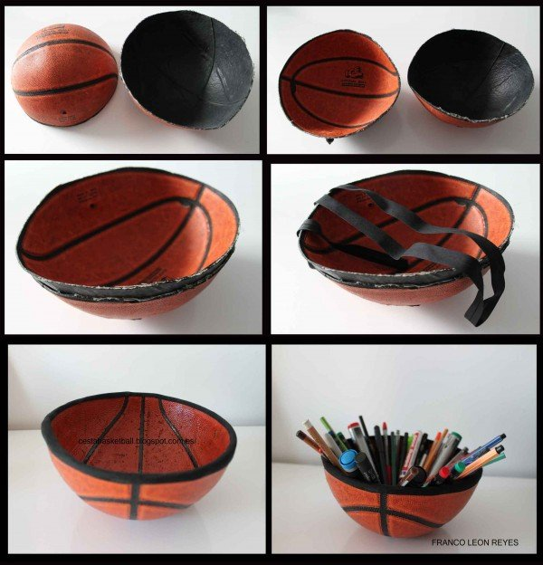 basketball pencil holder Best of Office Weekend Roundup 156