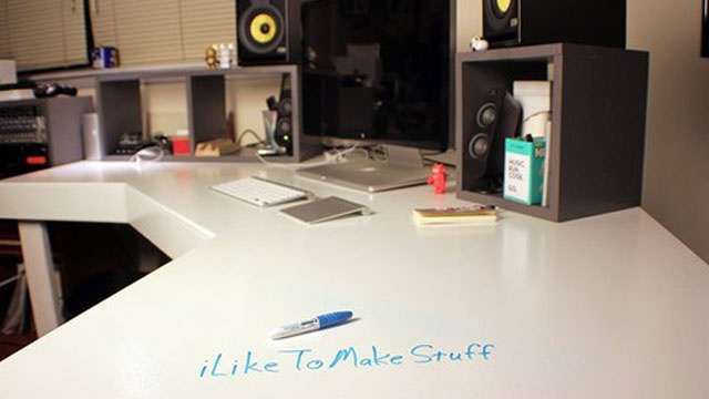 dry erase board desk Best of Office Weekend Roundup 155