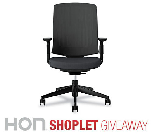 hon lota office chairs Win a HON Lota Chair!
