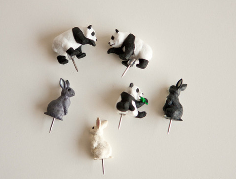 animal-pushpins