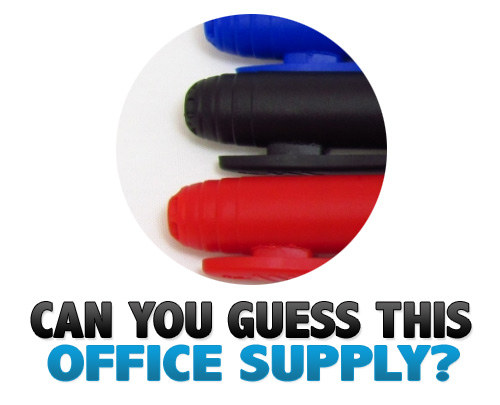 can you guess 25 Can You Guess This Office Supply? V.25