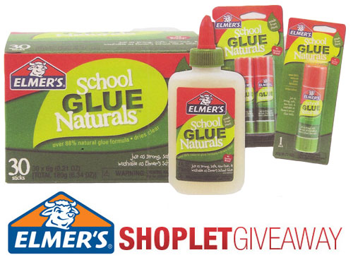 elmers glue giveaway Win Elmers Glue Sticks for Your School!