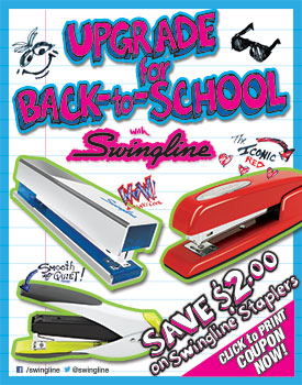 swingline coupon Best of Office Weekend Roundup 154