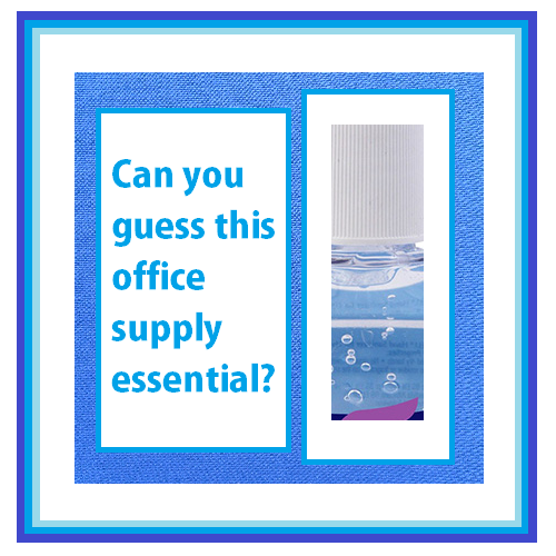 guess the purell BLOG Can You Guess This Office Supply?