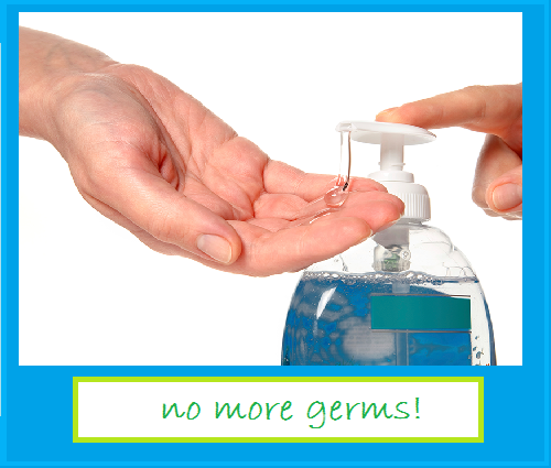 hand sanitizer 5 Random Office Facts