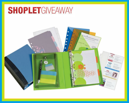 Giveaway Image Avery Prize Pack Giveaway!