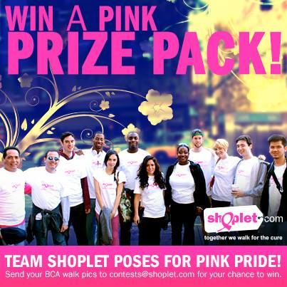 Pink Prize Pack Win a Pink Prize Pack!