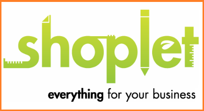 DEBUT Shoplet Debuts its New Green Logo!