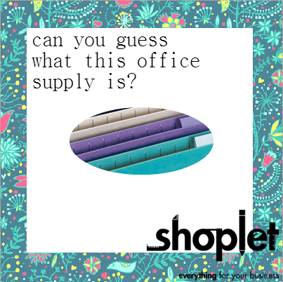 12.5 Can You Guess What This Office Supply Is?